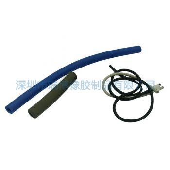 Foam silicone tube | foamed pipe manufacturers